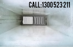 Central Duct Cleaning Round Corner