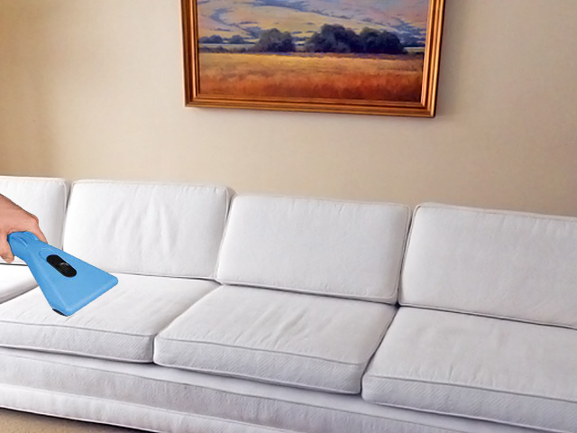 Upholstery Cleaning With Guarantee Hartley