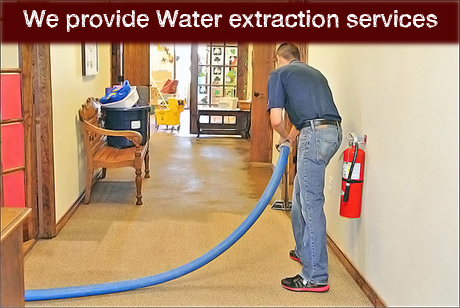 Carpet Water Damage Repaire Leura