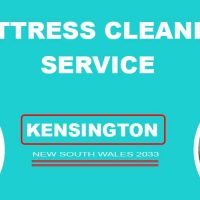 Mattress Cleaning Kensington